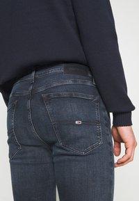 Tommy Jeans - SIMON SKINNY - Slim fit jeans - midnight dark blue - 6