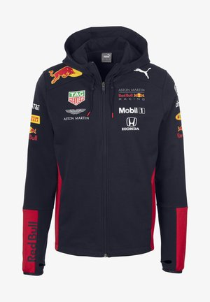 RACING TEAM - Hoodie - night sky