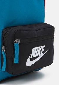 Nike Sportswear - TANJUN UNISEX - Rucksack - cyber teal/black/white - 3