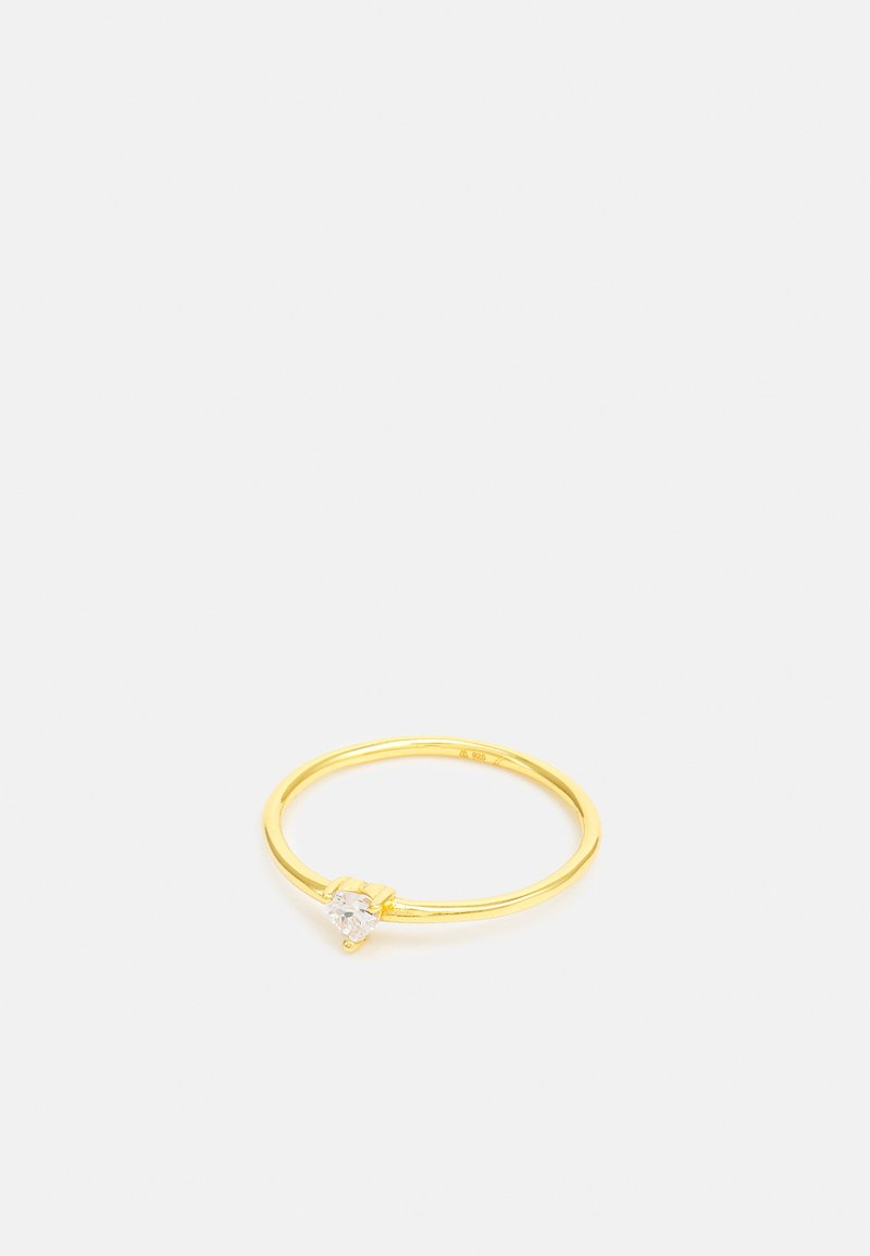 PDPAOLA - HEART - Ring - gold-coloured