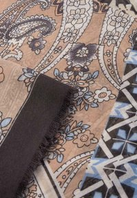 Soyaconcept - Scarf - brown/blue - 1
