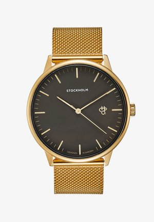 NANDO STOCKHOLM - Reloj - gold-coloured/black