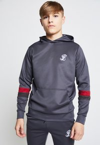 SIKSILK - LONDON JUNIORS - Hoodie - grey /pink - 1