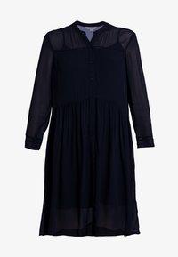 Great Plains London - Shirt dress - space navy - 6