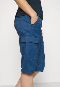 ION - BIKESHORTS SEEK - Pantalon 3/4 de sport - ocean blue - 2