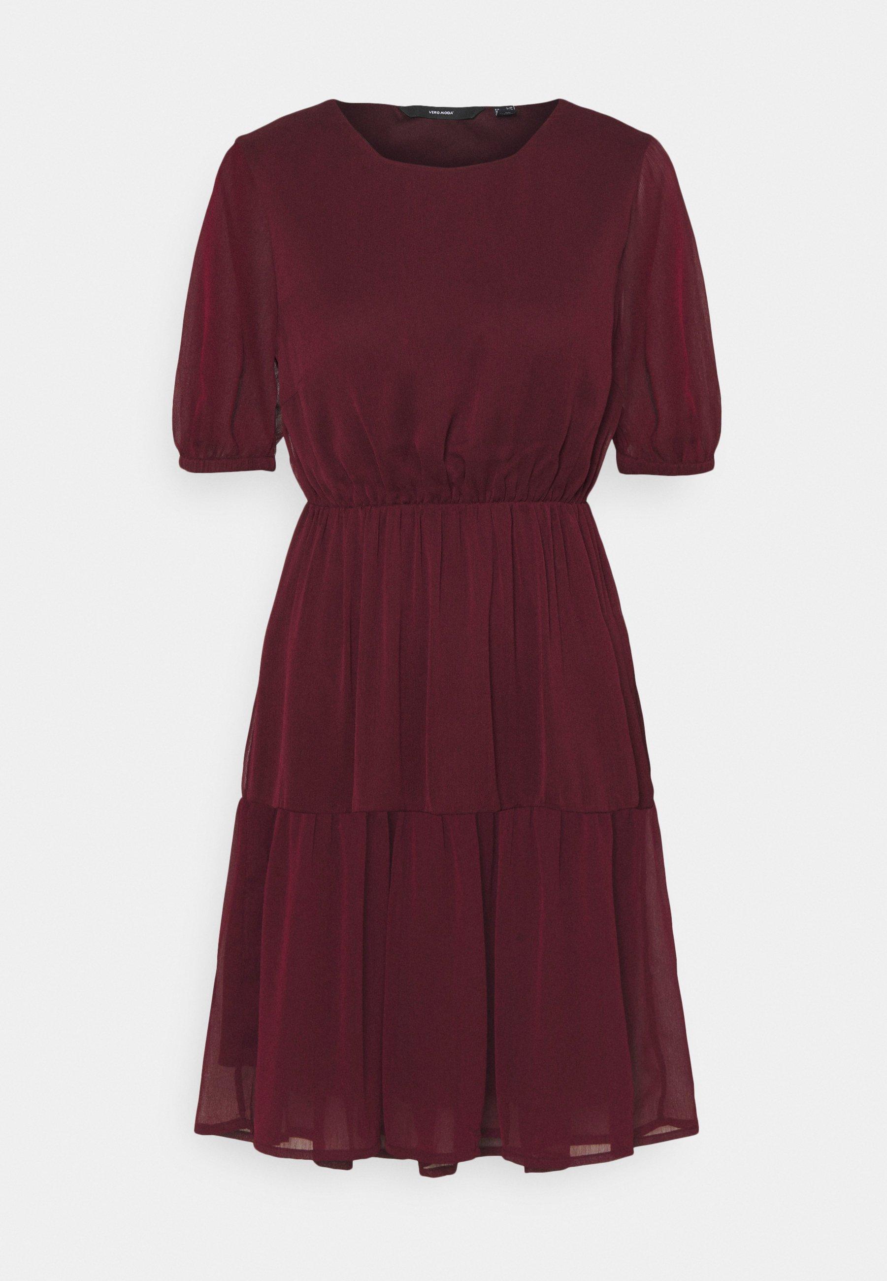 Women VMKEMILLA DRESS PETITE - Day dress