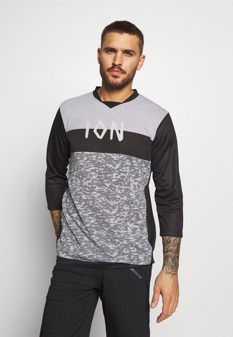ION - TEE SCRUB - Koszulka sportowa - black