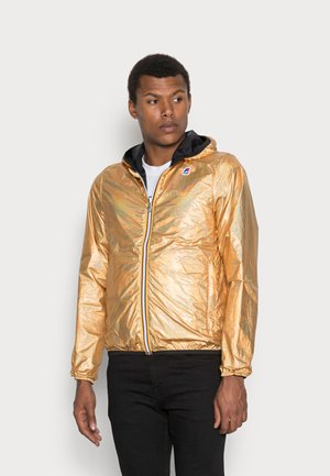 JAQUES PLUS DOUBLE UNISEX - Summer jacket - gold