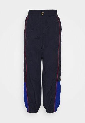 PEANUTS SIMONE TRACK PANT - Pantaloni sportivi - dark blue