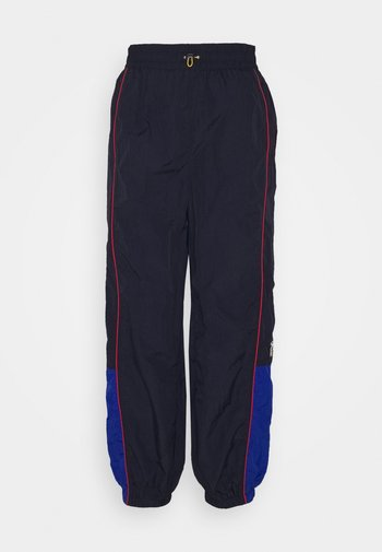 PEANUTS SIMONE TRACK PANT - Tracksuit bottoms - dark blue