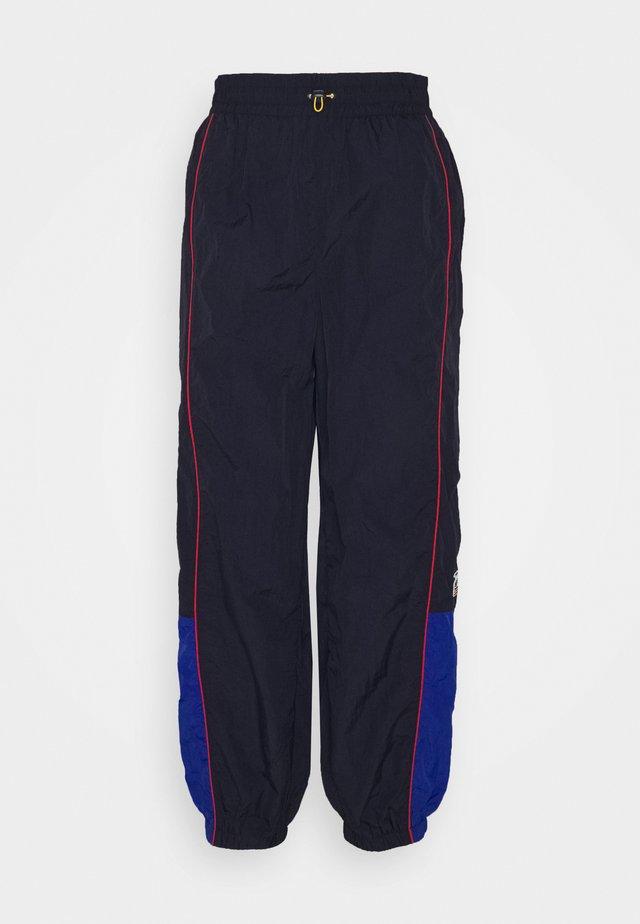 PEANUTS SIMONE TRACK PANT - Pantalones deportivos - dark blue