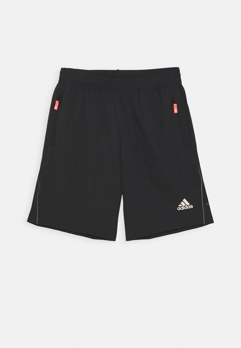 adidas Performance - SHORT - Sportovní kraťasy - black