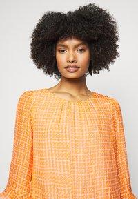 Marc Cain - Day dress - orange - 3