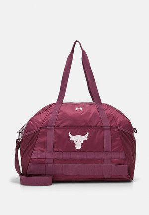 PROJECT ROCK GYM BAG - Sports bag - level purple