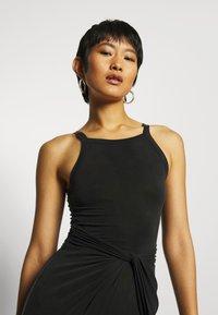 AllSaints - SAMI DRESS - Maxi dress - black - 3