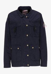 myMo - UTILITY  - Light jacket - marine - 4