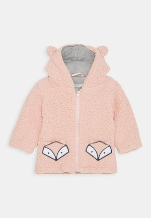 NBFMILLO JACKET - Winterjas - peachskin