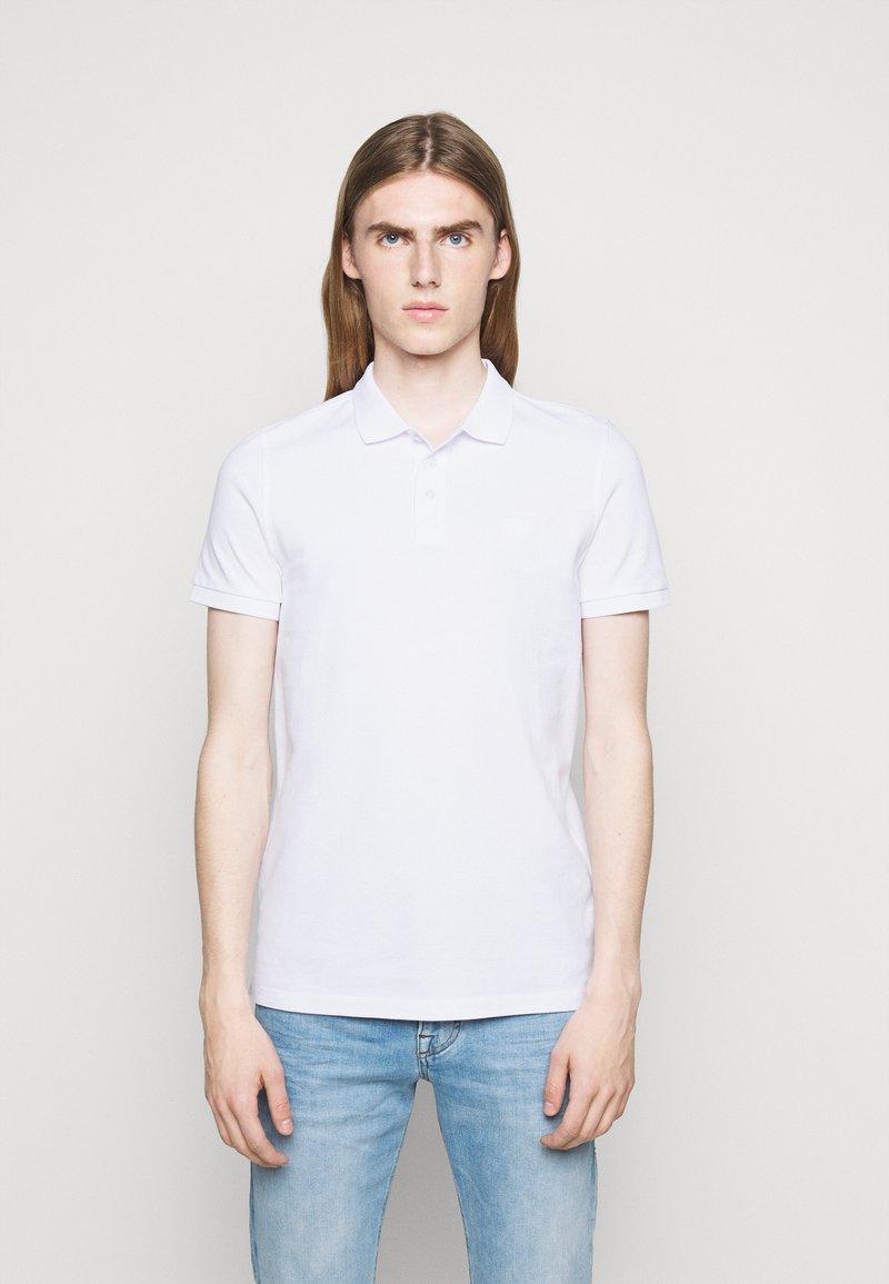 JOOP! Jeans - BEEKE - Polotričko - white