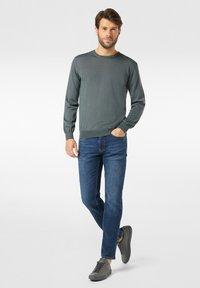 Pierre Cardin - LYON - Jeans Tapered Fit - dark blue - 1