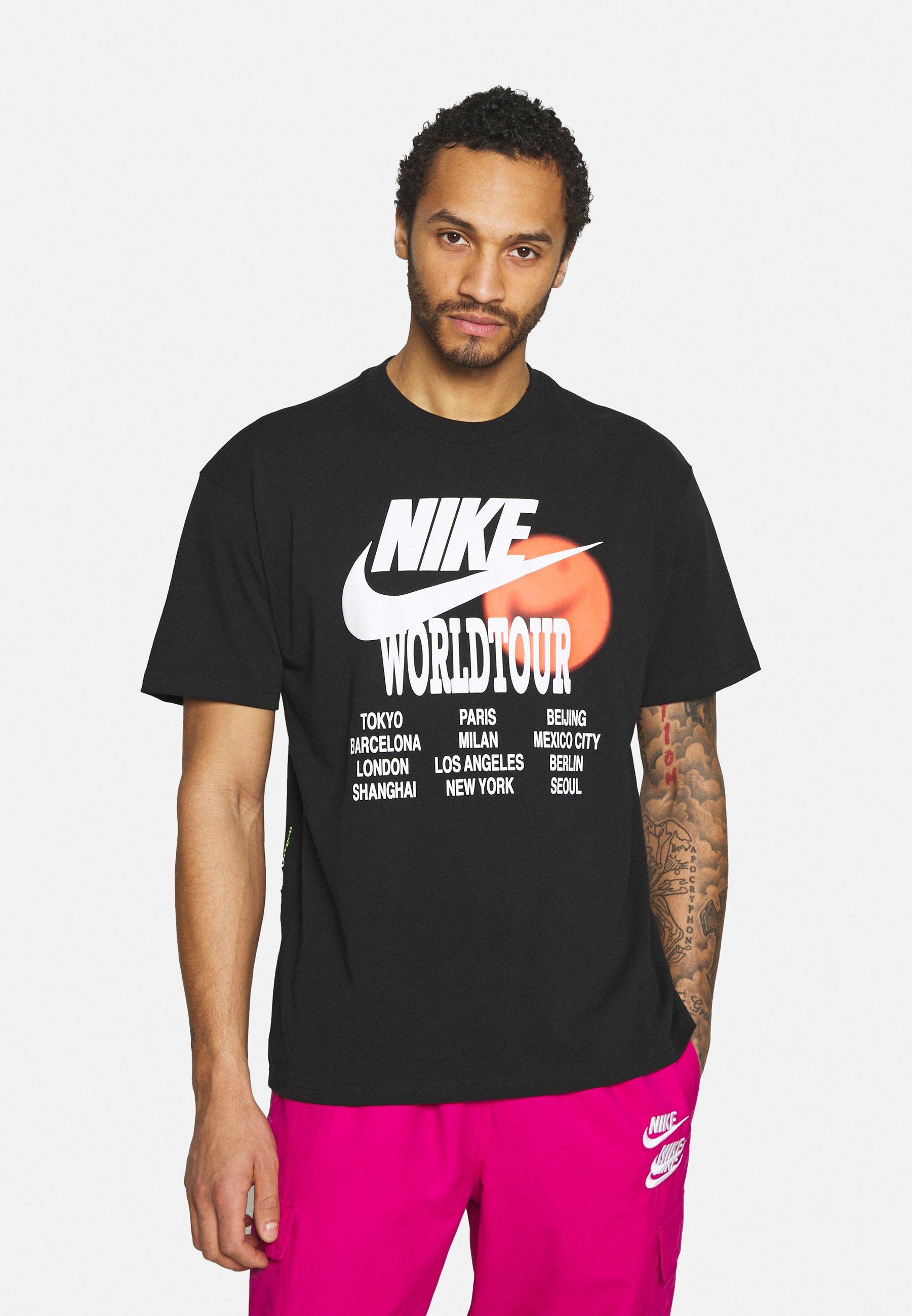 Herren TEE WORLD TOUR - T-Shirt print