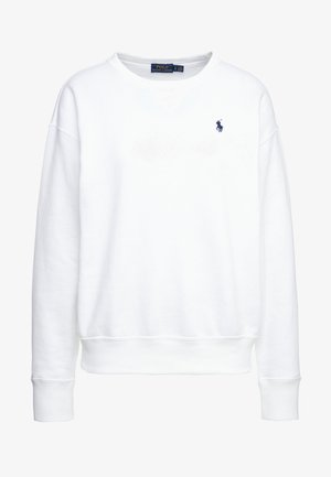 LONG SLEEVE - Sweatshirt - white