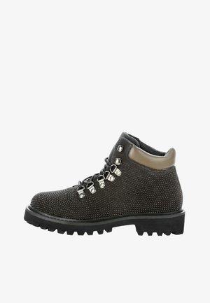 ECCHE - Lace-up ankle boots - grey