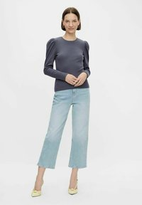 Pieces - PCANNA - Long sleeved top - ombre blue - 1