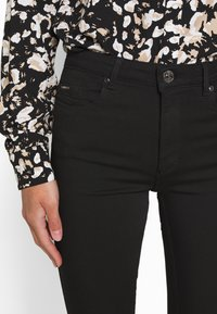 ONLY - ONLFOREVER LIFE - Jeans Skinny Fit - black denim - 6