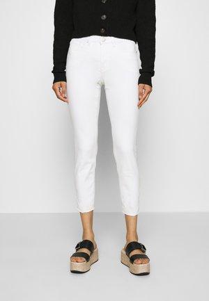 ELMA 7/8 SOFT - Jeans Skinny - milk