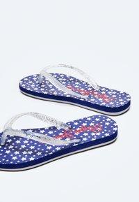 Pepe Jeans - Pool shoes - azul marino - 4