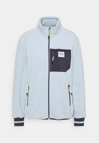 RØTHE MIDLAYER - Fleece jacket - misty