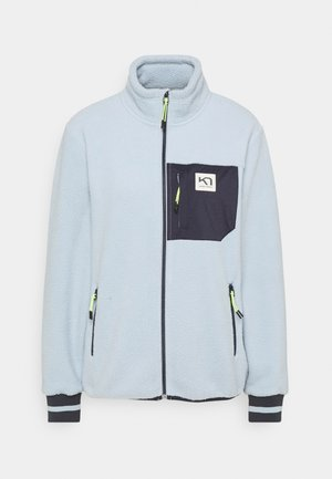 RØTHE MIDLAYER - Fleece jacket - misty