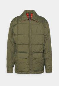 Volcom - HOBRO JACKET - Winter jacket - military - 7