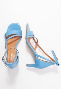 Shoe The Bear - ROSANNA STRAP - Sandals - blue - 3