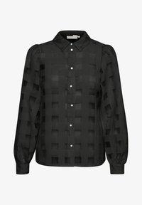 Karen by Simonsen - ELINA - Button-down blouse - meteorite - 4