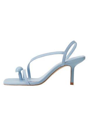 BOTON - Sandals - himmelblau