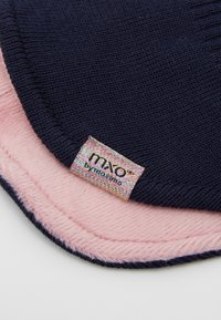 Maximo - KIDS GIRL - Beanie - navy/dusty rose - 2