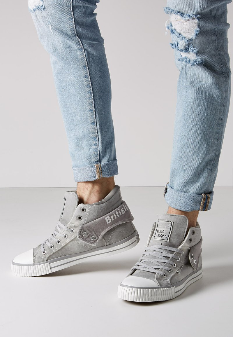 British Knights - ROCO - Sneakers basse - grey