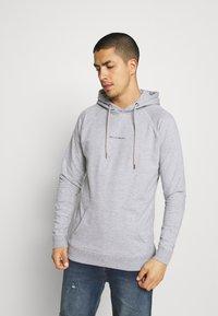 Denim Project - MOJO HOODIE - Sweatshirt - light grey - 0