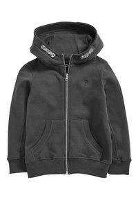 Next - FLURO - Zip-up hoodie - grey - 0