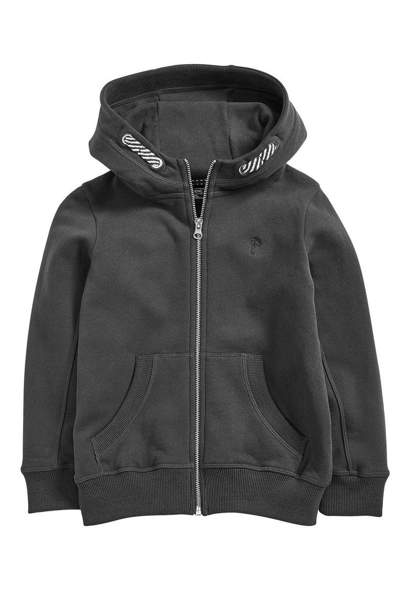 Next - FLURO - Zip-up hoodie - grey