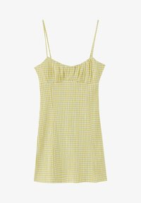 PULL&BEAR - Day dress - light green - 4