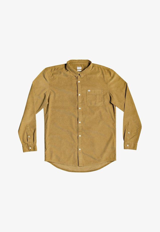SMOKE TRAIL - Shirt - dull gold