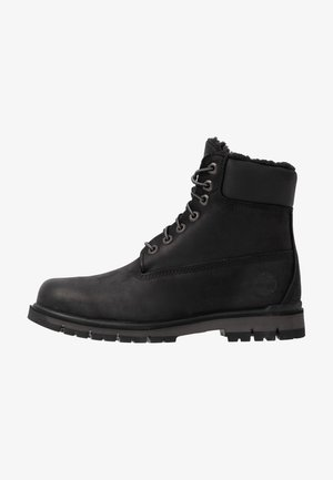 RADFORD WARM LINED BOOT WP - Bottines à lacets - black