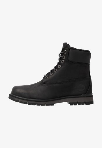 RADFORD WARM LINED BOOT WP - Lace-up ankle boots - black