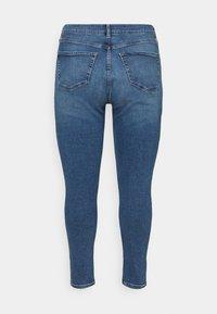Even&Odd Curvy - Jeans Skinny Fit - blue denim - 1