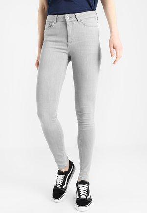 VMSEVEN - Jeans Skinny Fit - light grey denim