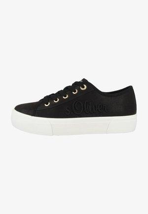 Sneakers laag - black (