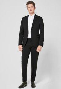 s.Oliver BLACK LABEL - Blazer jacket - black - 1