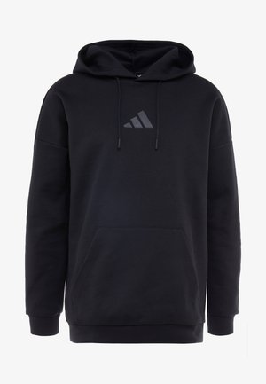 ATHLETICS STREET TIGER HODDIE SWEAT - Kapuzenpullover - black
